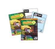 English Grade 2 Homeschool Kit (3rd Edition)