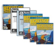 Heritage Studies 4 Homeschool Kit (Updated 3rd Edition)