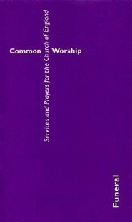 Common Worship: Funeral (standard format)