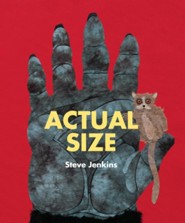 Actual Size  -     By: Steve Jenkins