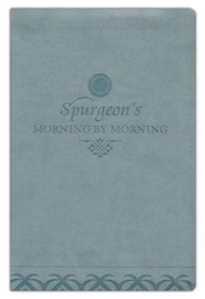 Morning by Morning: A New Edition of the Classic Devotional Based on the ESV, TruTone