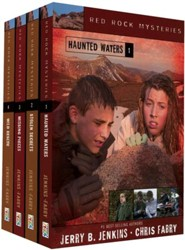 Red Rock Mysteries Volumes 1-4