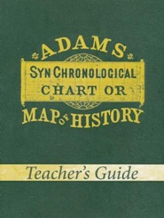 Adam's Chart of History, Teacher's Guide