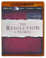Unabridged MP3 CD Women