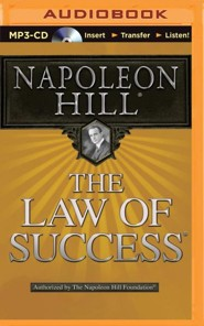 The Law of Success - unabridged audiobook on CD