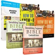 Apologetics in Action Pack, 5 Volumes