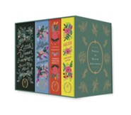 The Puffin in Bloom Collection, Hardcover Boxed Set (Little Women; Anne of Green Gables; Heidi; A Little Princess)