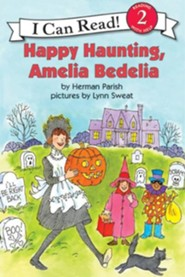 Happy Haunting, Amelia Bedelia  -     By: Herman Parish     Illustrated By: Lynn Sweat