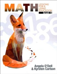 Math Lessons for a Living Education: Level 4, Grade 4
