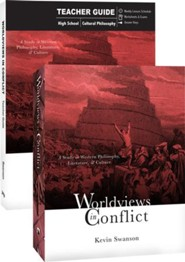 Worldviews in Conflict Pack, 10th-12th Grade, 2 Volumes