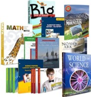 Master Books 5th Grade Curriculum Kit