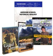 Awesome Science: Historical Geology Set