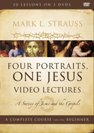 Four Portraits, One Jesus Video Lectures  -     By: Mark L. Strauss