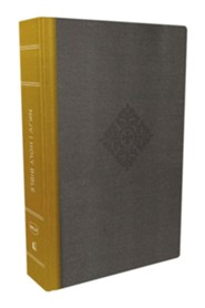 Hardcover Yellow / Gray Black Letter