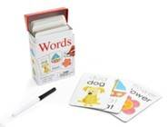 Alphaprints: Wipe Clean Flashcards Words