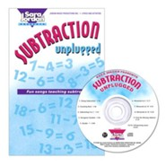 Subtraction Unplugged CD/Book Kit