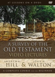 A Survey of the Old Testament Video Lectures