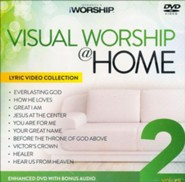 iWorship Visual Worship @ Home, Volume 2 DVD