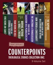 Counterpoints Theological Studies Collection One: 9-Volume Set  -     By: Stanley N. Gundry, Darrell L. Bock