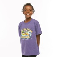 Rolling River Rampage: Child T-Shirt, Large