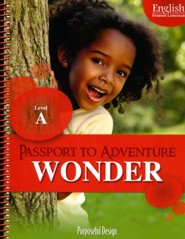 Passport to Adventure: English as Foreign Language Wonder A Teacher's Edition (Ages 3-4)