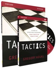 Tactics, Study Guide With DVD  -     By: Gregory Koukl