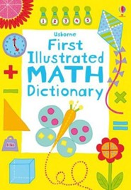 First Illustrated Math Dictionary