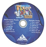 Fixer-Upper VBS: Music CD