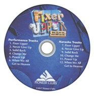 Fixer-Upper VBS: Music CD, 10 pack