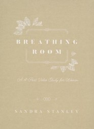 Breathing Room DVD: A 4-Part Video Study for Women