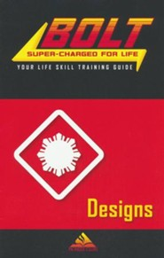 BOLT Designs Life Skill Training: Guide for Kids, 5 pack