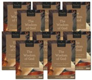 The Wisdom of God 10-Pack (A 10-week Bible Study): Seeing Jesus in the Psalms & Wisdom Books