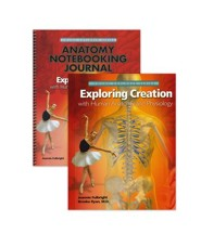Exploring Creation with Human Anatomy and Physiology Advantage Set (with Notebooking Journal)