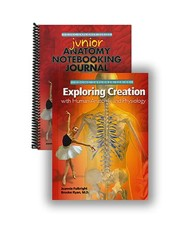 Exploring Creation with Human Anatomy and Physiology Advantage Set (with Junior Notebooking Journal)