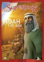 Superbook: Noah and the Ark, DVD