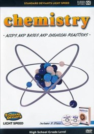 Light Speed Chemistry Module 3: Acids and Bases and Chemical Reactions DVD
