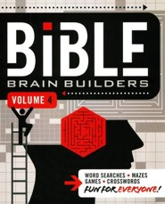 Bible Brain Builders - Volume 4