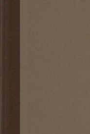 ESV Reader's Gospels, clothbound hardcover