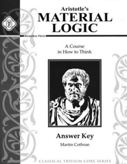 Material Logic Book 1 Answer Key 2nd Edition
