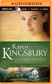 Remember #2 - unabridged audiobook on MP3-CD   -     By: Karen Kingsbury