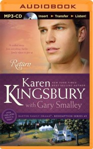 #3: Return - unabridged audiobook on MP3-CD  -     By: Karen Kingsbury