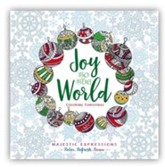 Joy to the World: Adult Coloring Book