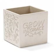 Eternal Garden Grow in Grace Planter