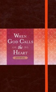 When God Calls the Heart: 40 Devotions from Hope Valley - Journal