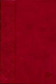 Imitation Leather Red Book Black Letter Second Edition