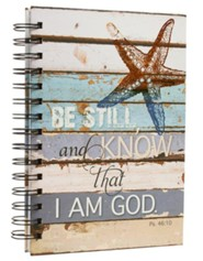 Be Still and Know, Spiral Bound Journal
