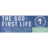 The God-First Life, All 6 Video Sessions [Video Download]