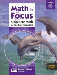 Math in Focus Grade 8 Student Edition Volume B