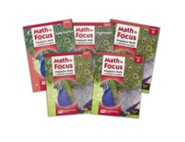 Math in Focus Grade 6 Student Pack (for extra students)