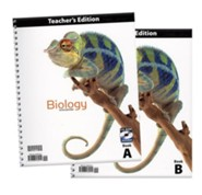 Biology Grade 10 Teacher's Edition (Book & CD-ROM; 5th Edition)